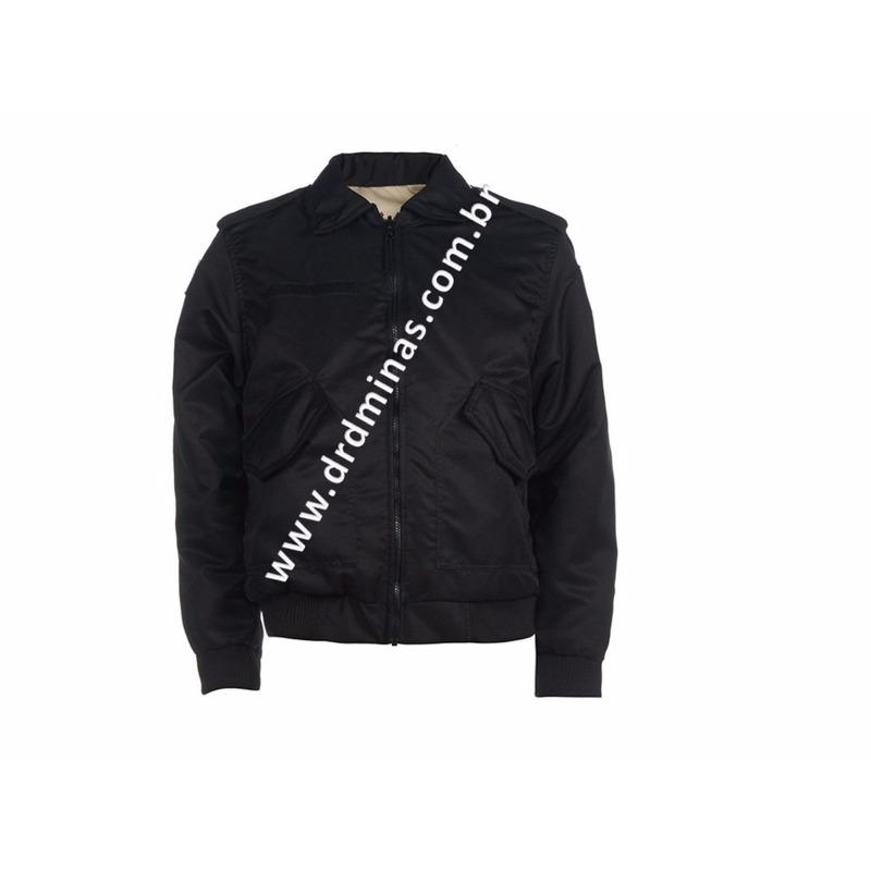 Jaqueta de nylon dupla face - SEAP