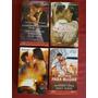 Kit 4 Livros: Romances Harlequin Lindas Histórias De Amor!