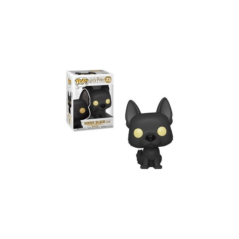 Sirius Black as Dog Pop Funko #73 - Harry Potter Series 05