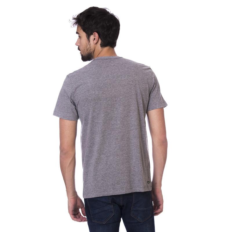 Camiseta Long Island Palhaço Cinza