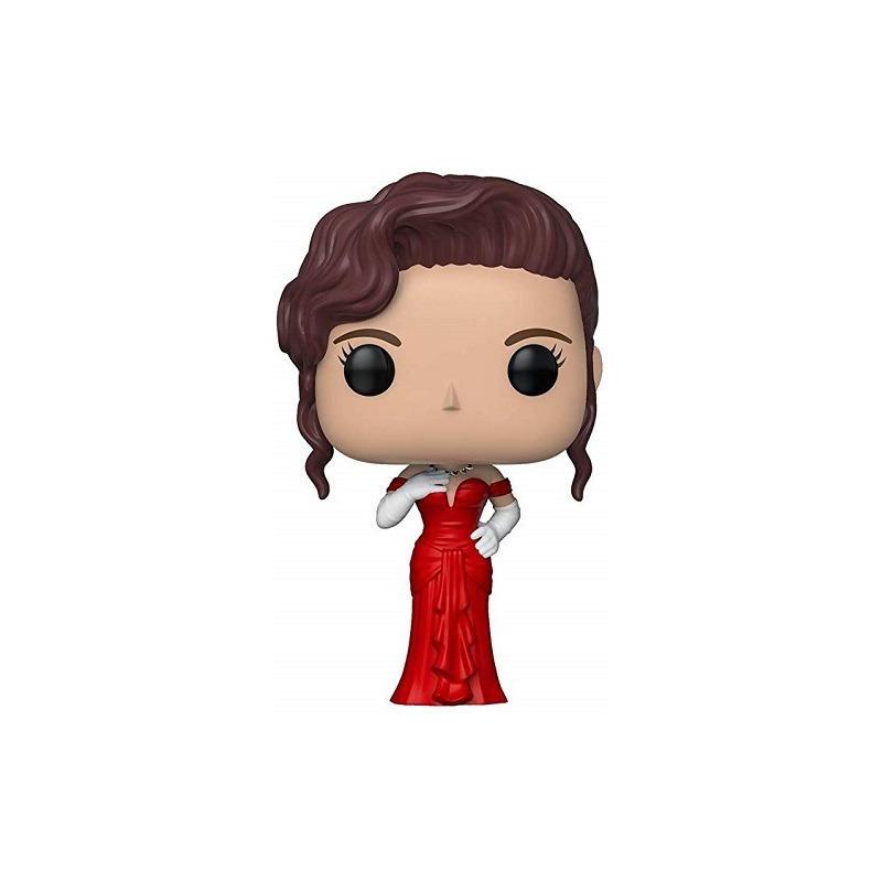 Funko Pop Vivian Ward Red Dress #762 - Pretty Woman - Uma Linda Mulher - Movies