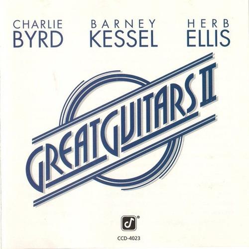 Charlie Byrd - Barney Kessel - Herb Ellis - Great Guitars Ii Original