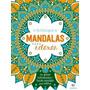 Livro Para Colorir Mandalas Para Relaxar 48 Páginas