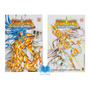 Manga Os Cavaleiros Do Zodíaco Saint Seya C/ 2 Vol.