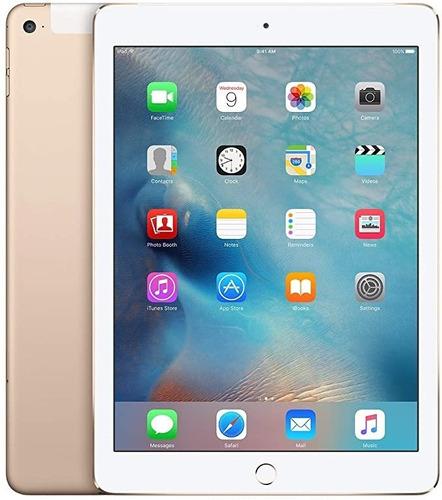 iPad Air 2 32gb Apple Gold Dourado Branco 4g Original