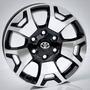 Jogo De Rodas Toyota Hilux Aro 17 Srx Diamond S11 2020