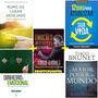 Kit 5 Livros Tiago Brunet Dinheiro É Emocional E Mais