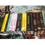 Lote Com 16 Livros Capas Dura Direito Decoração