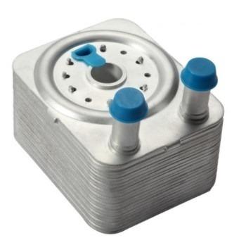 Resfriador Radiador Óleo Audi A2 A3 Q5 Vw Passat 038117021b