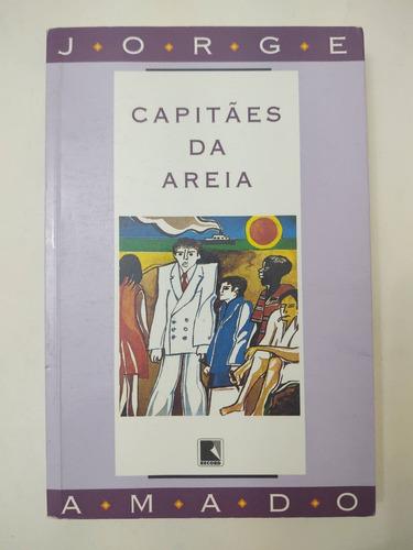 Livro Capitães Da Areia Jorge Amado Editora Record 256 Págin Original