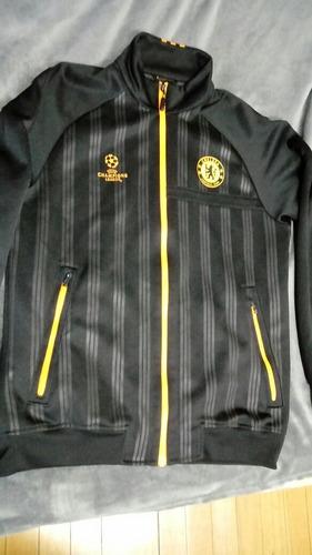 Jaqueta adidas Chelsea Oficial Champions League. Tam M. Original