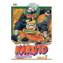 Naruto Gold Edição 03 Reimpressão Panini