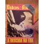 Lote Com 3 Revistas: 2 Manchete E 1 Fatos & Fotos De 1969 .