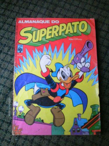 Almanaque Do Superpato N. 2 - Fev/1983 - Editora Abril Original