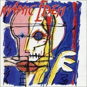 Cd Manic Eden-st *whitesnake E Little Caesar Members Hard ! Original