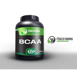 BCAA   | 120 cápsulas