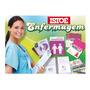 Coleção Isto É Enfermagem Kit Com 10 Livros Frete Grátis