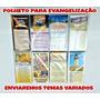 Atacado 20.000 Folhetos Para Evangelizar/artigos Evangélicos