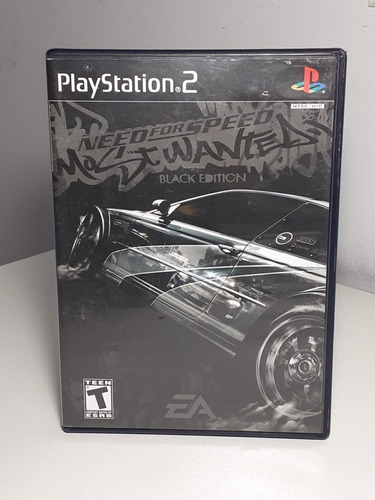 Need Ford Speed Most Wanted Black   Ps2 Ler Anuncio Original