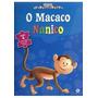 O Macaco Nanico Livro Quebra cabeça Editora Ciranda Cu