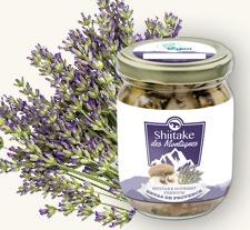 Shiitake Gourmet Premium Provence + Pesto (2 Potes)