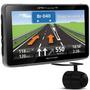 Navegador Gps Automotivo Multilaser Tracker 5 Tv Camera Re