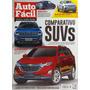 Revista Auto Fácil Nº 85 Nov/17 Equinox X Compass (a) E02