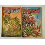 Groo O Errante! Vários! Editora Abril 1990! R$ 20, 00 Cada!