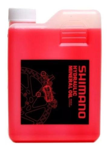 Líquido Para Freio Hidráulico Bike Shimano 1 Litro Original