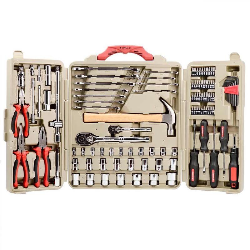 Jogo de ferramentas Mayle 111 peças-Mayle