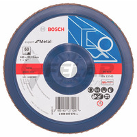 Flap Disc Blue Metal 7 #60 - Bosch