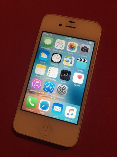 iPhone 4s 16gb - Tudo Funcionando Original
