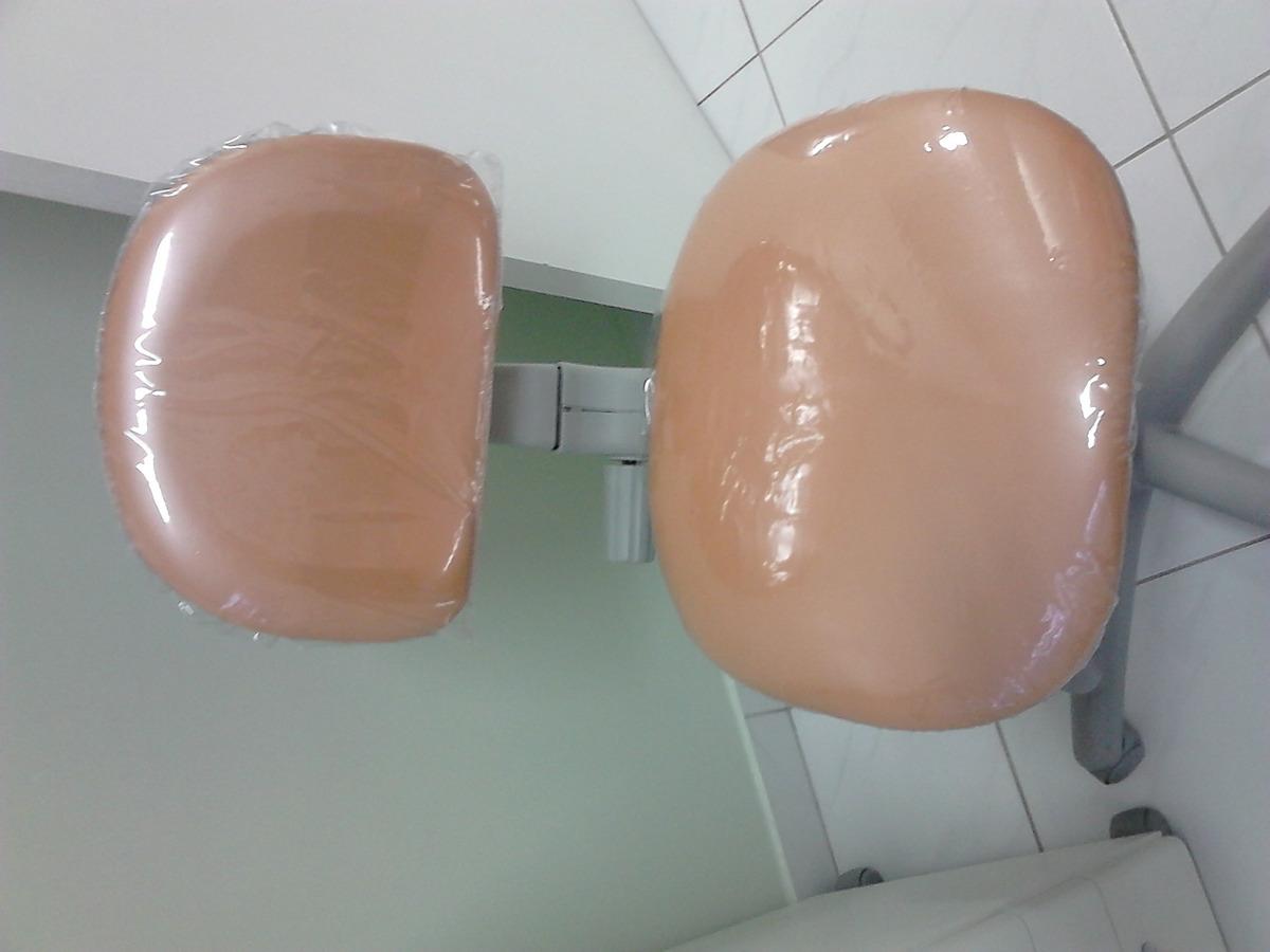 Capa plástica para mocho dentário