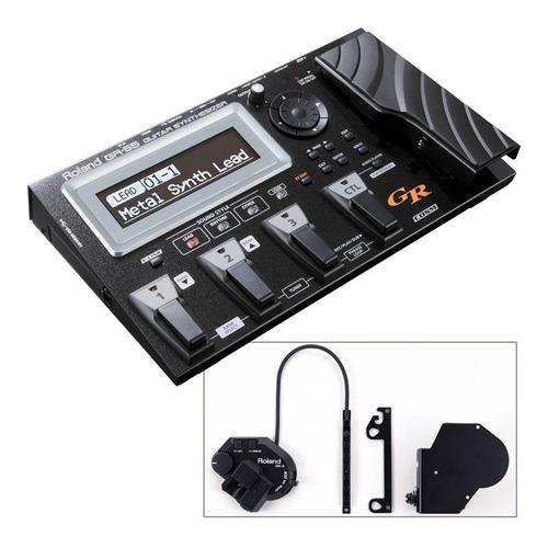 Pedaleira Sintetizador Midi Roland Gr-55gk Gr55 Com Captador Original