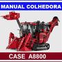 Manual Técnico Colhedora Case Ih A8800 Catalogo De Peças