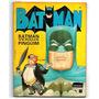 Hq Batman X Pinguim Coleção Invictus Nº 7 Formatinho 1994