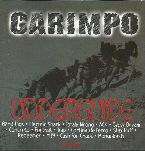 Cd Garimpo Underguide 1996 Original