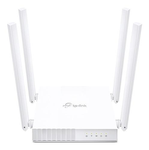Roteador Tp-link Wi-fi Dual Band Ac750 - Archer C21 Original