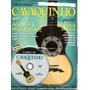 Curso De Cavaquinho Vol.1 Nível Iniciante Revista dvd