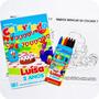 Livros Infantil 9.600 Kg