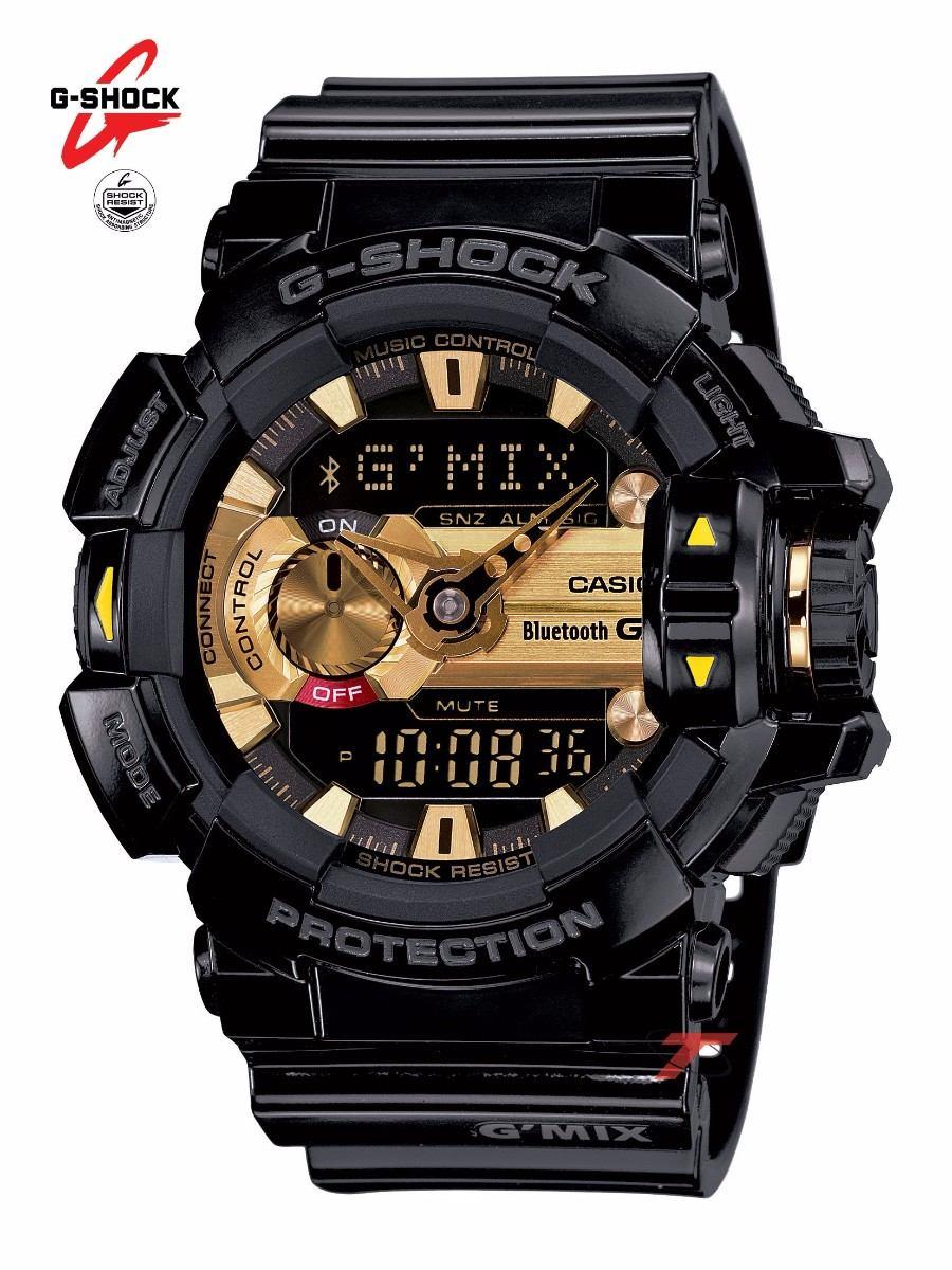 1ef69c5282e ... Relógio Masculino Casio G-Shock GBA-400- ...