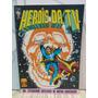 Hq Heróis Da Tv 2ª Série # 82 Abril (1986)
