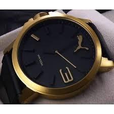 597084ba025 Comprar Relógio Puma Masculino Dourado Aço Ultrasize Xl Pu102941004 -  Apenas R  429