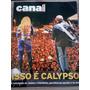 Revista Canal Extra Dez/2008 Calypso Joelma