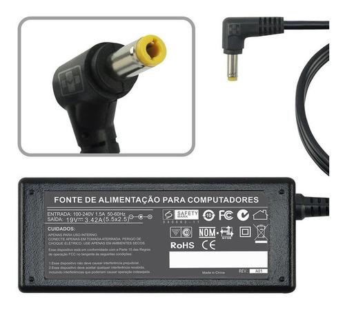 Fonte Carregador Para Itautec W7630 W7635 W7645 W7620 P8 Original