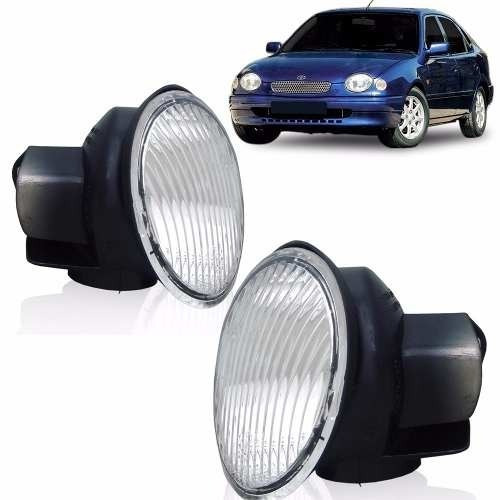 Par Lanterna Dianteira Pisca Corolla Europeu 97 98 Original
