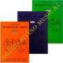 Kit Álbum Quarteto De Cordas Vol.1 Vol.2 Vol.3 Dvd Nelson