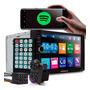 Central Multimídia Universal 2 Din Automotivo Mp5 Bluetooth