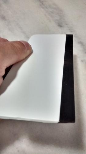 Espátula Bloco Ou Corintiana  15cm Para  Película Original