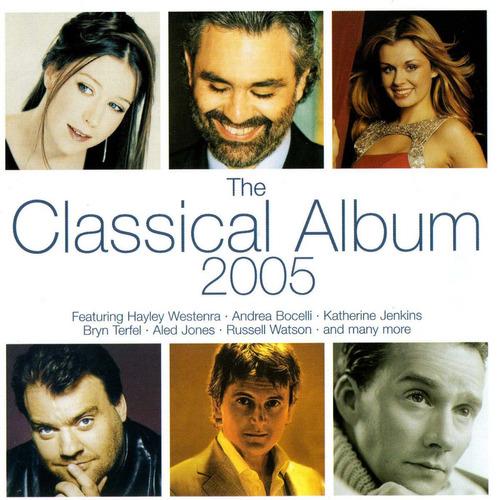 Classical Album 2005 (2cds Importado - Universal) Original